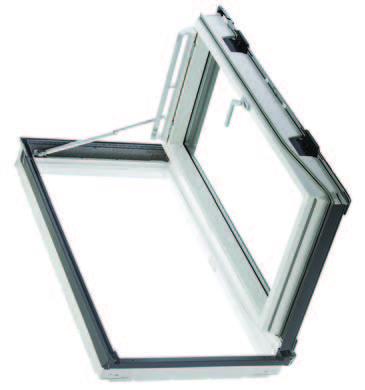 velux top hinged windows