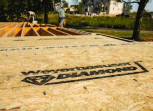 Weyerhaeuser Diamond™ Subfloor Panel