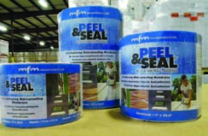 MFM Peel & Seal Retail Rolls