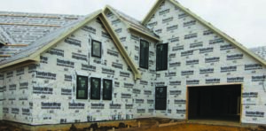 TamlynWrap Drainable Housewrap