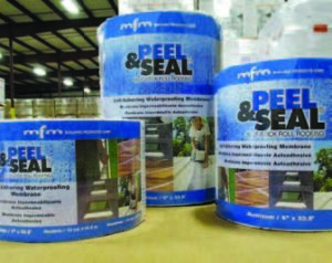 MFM Building Products' Peel & Seal