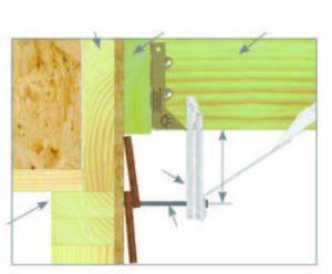 Adjustable Deck Tension Tie