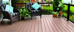 Clubhouse PVC Decking