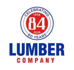 84 Lumber 60 years