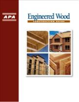 APA Egineered Wood Construction Guide