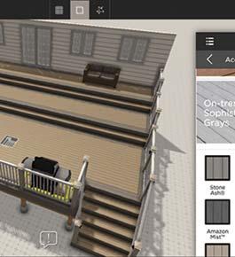 AZEK 3D Deck Designer