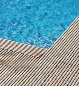 Accoya Pool Deck