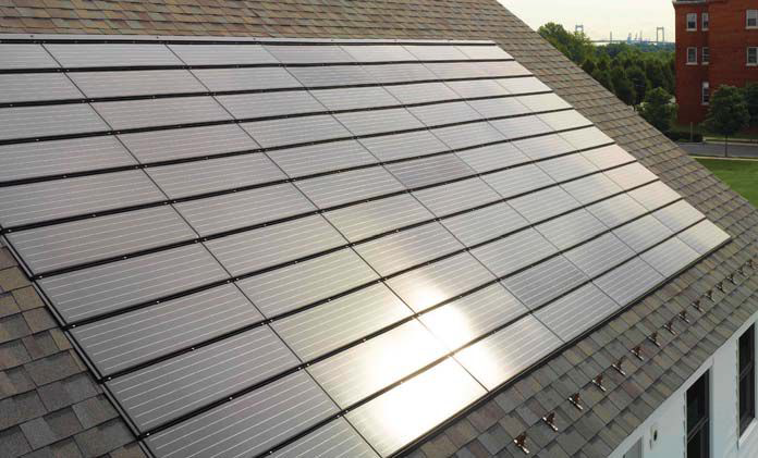 Apollo Solar Roofing System CertainTeed