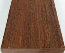 Azek Building Products Vintage Collection Mahogany
