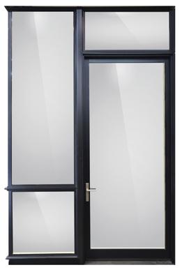 Hinged Patio Door