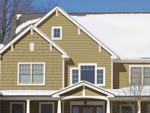 CedarBoards Insulated Vinyl Siding