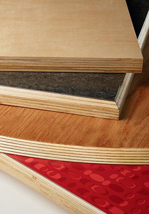 Design Edge Hardwood Panels
