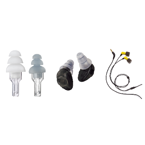 Etymotic hearing protection