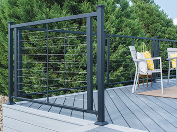 In Depth Extra: Deck railings & accessories - Page 2 of 3