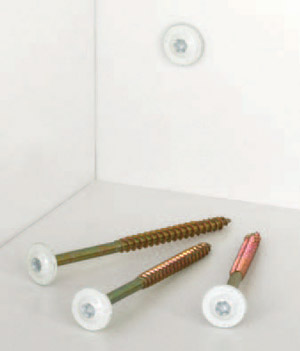 GRK Cabinet Screws