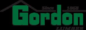 Gordon Lumber logo