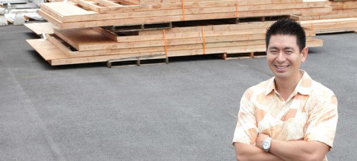 Jason Fujimoto - HPM Building Supply