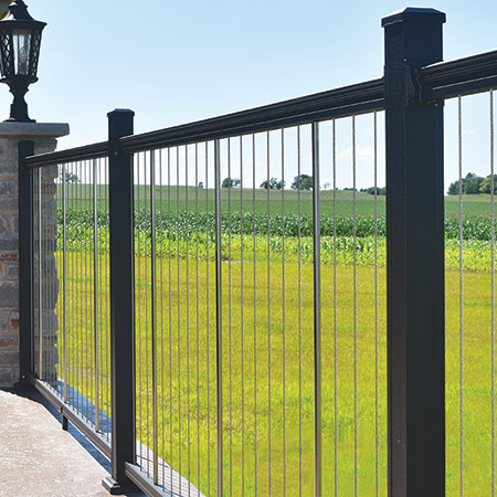 KeyLink railing