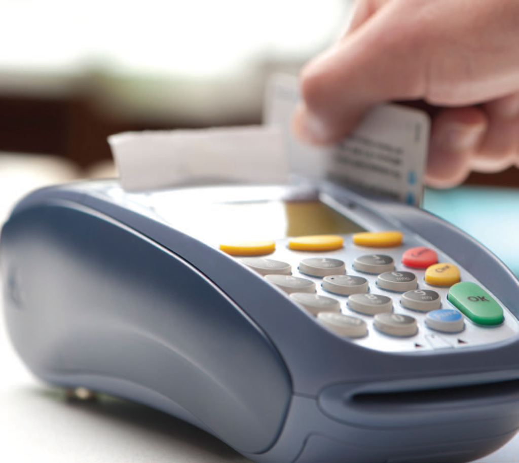 Managing Risk New Credit Card Technology
