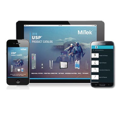 MiTek Catalog App