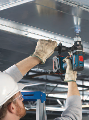 New Drill Driver and Hammer Drill from Bosch