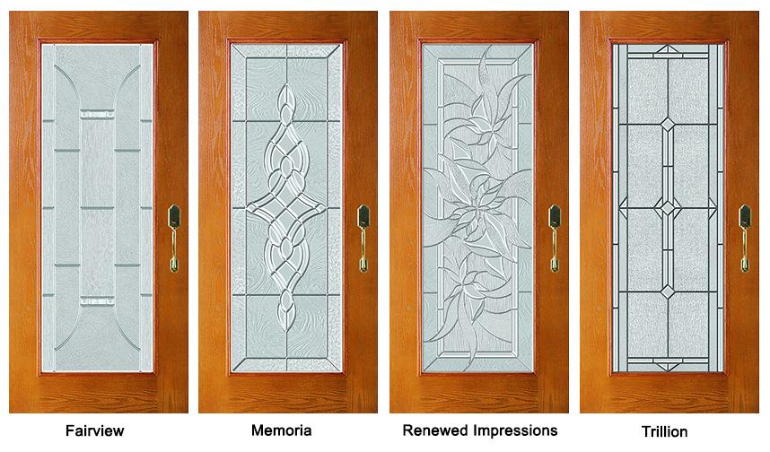 ODL Decorative Door Glass