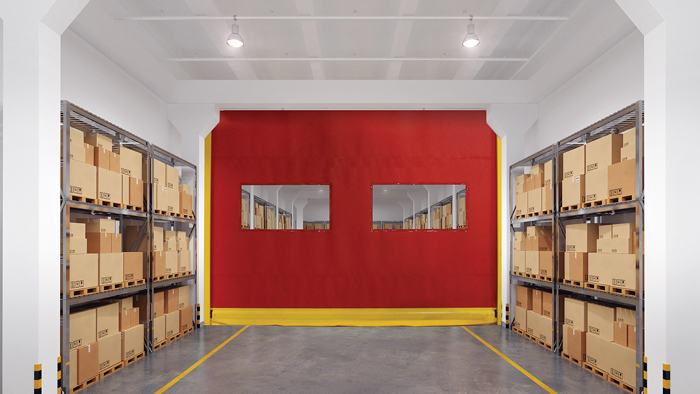 RapidFlex™ High Speed Doors Provide Options for Almost Any Business Category