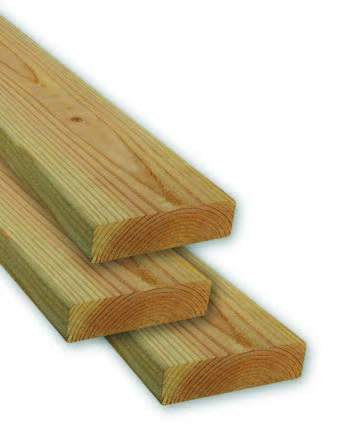 Roseburg - KD and green lumber products