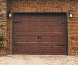 Safe Way garage door
