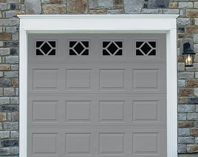 Safe-Way garage door