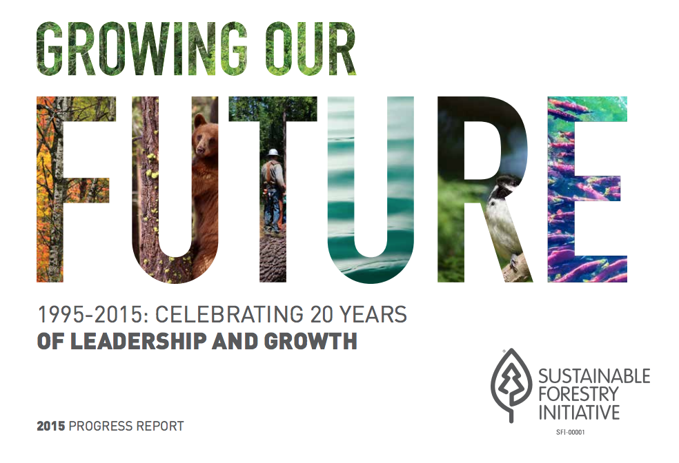SFI 2015 Report Growing our Future