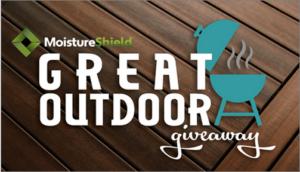 MoistureShield Great Outdoor Sweepstakes