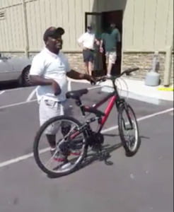 Griffin Lumber & Hardware New Bike