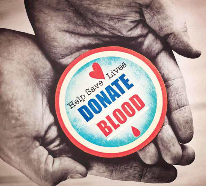Shepley Wood Products Sponsors Blood Drives