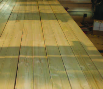 Sherwood Lumber Corp - structural and appearance grade lumber