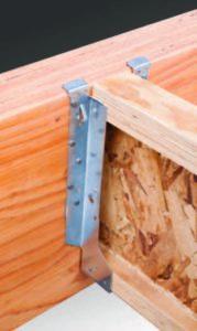 THFI Hanger from Mitek Builder Products