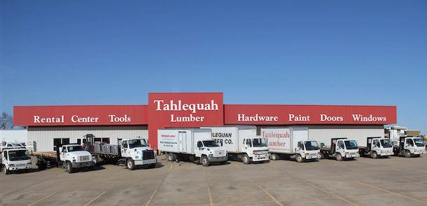 Tahlequah Lumber