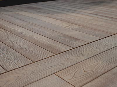 thermory drift decking