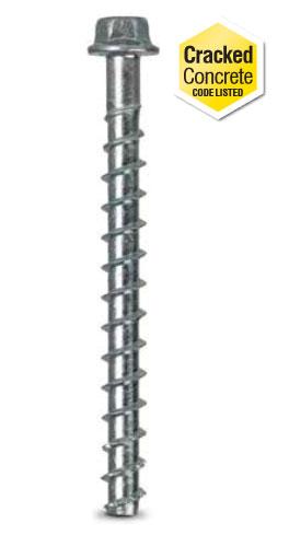 "1/4"" Diameter Titen HD® Screw Anchor from Simpson Strong-Tie"