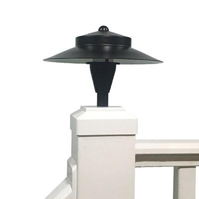 Tru-Post LED light