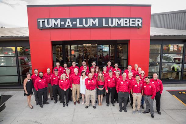 Tum-A-Lum Grand Re-Opening