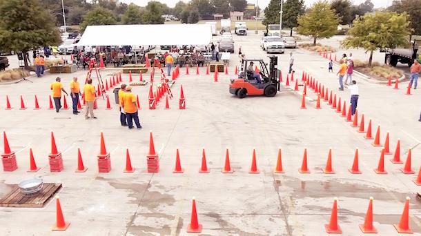 McCoy's Ultimate Forklift Challenge