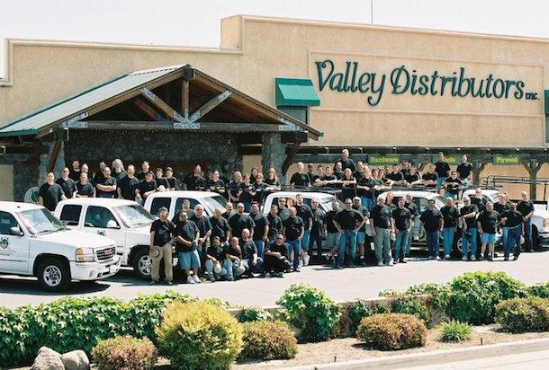 Valley Distributors Employees