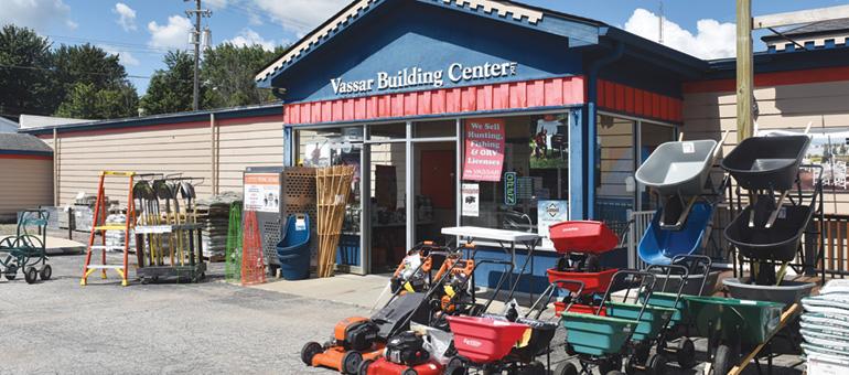 Vassar Building Center