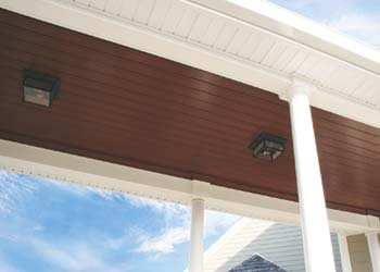 Versastex Porch Ceilings