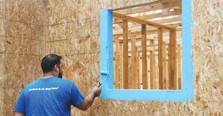 Polyguard Blue Barrier