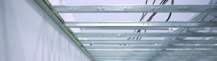 CertainTeed QuickSpan Locking Drywall Ceiling Grid System