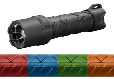 COAST rechargeable flashlight