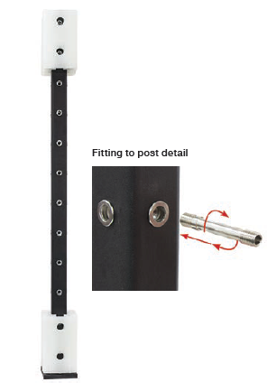 Fairway Post Mount