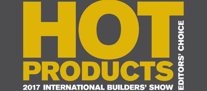 Hot Products 2017 IBS